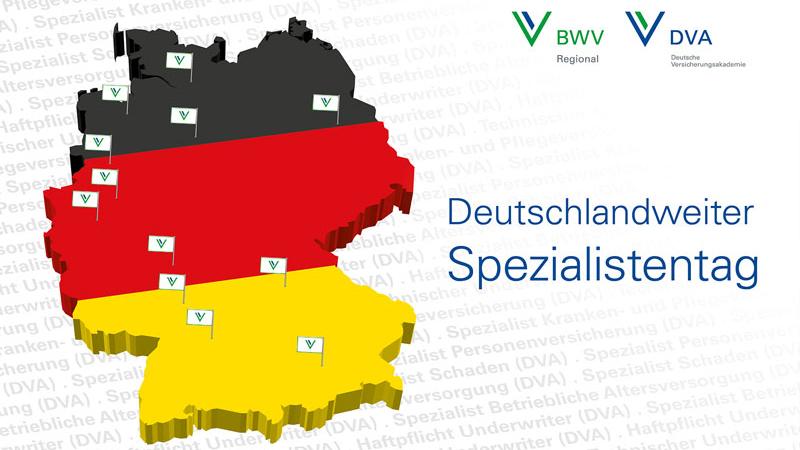 Save the date: Deutschlandweiter Spezialistentag 2019 am 8. Mai 2019