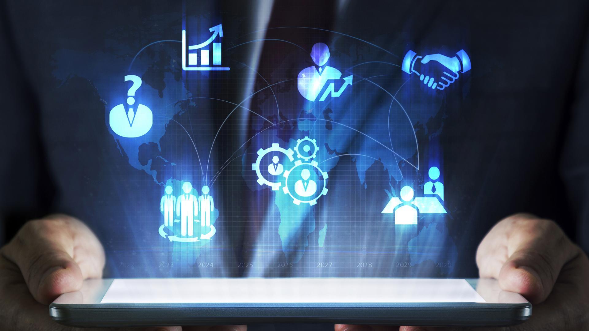 Human Resources im Digitalen Wandel