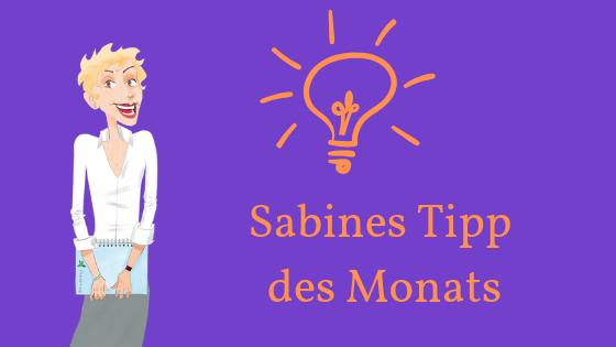 """Discover Digital: Sabines Tipp des Monats """"Absichten klar und deutlich kommunizieren."""""""