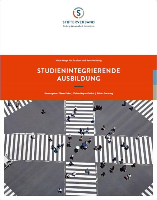 Neu erschienen: Publikation über Modellprojekte zu studienintegrierenden Ausbildungen