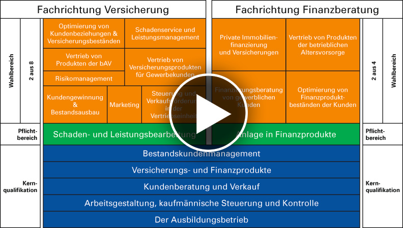 Kaufmann Fur Versicherungen Und Finanzen Bwv Bildungsverband