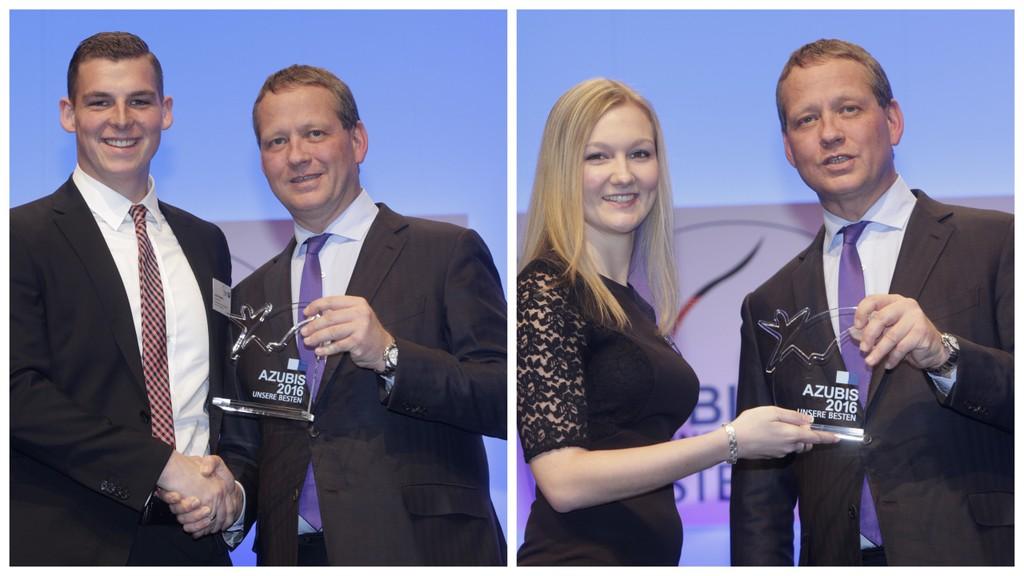 Die besten Versicherungsazubis 2016 in Berlin ausgezeichnet – wir gratulieren!