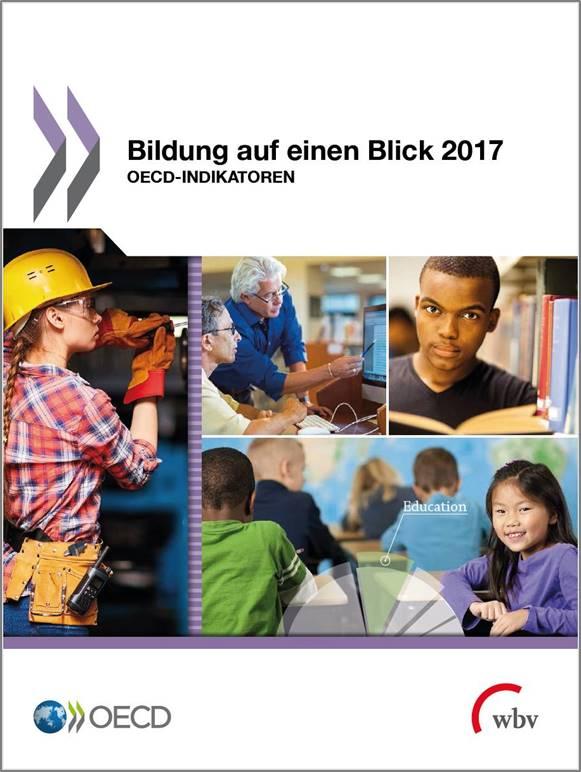 """Bildungsbericht der OECD """"Bildung auf einen Blick"""" erschienen"""