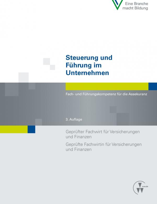 """Literaturtipp: """"Steuerung und Führung im Unternehmen"""""""