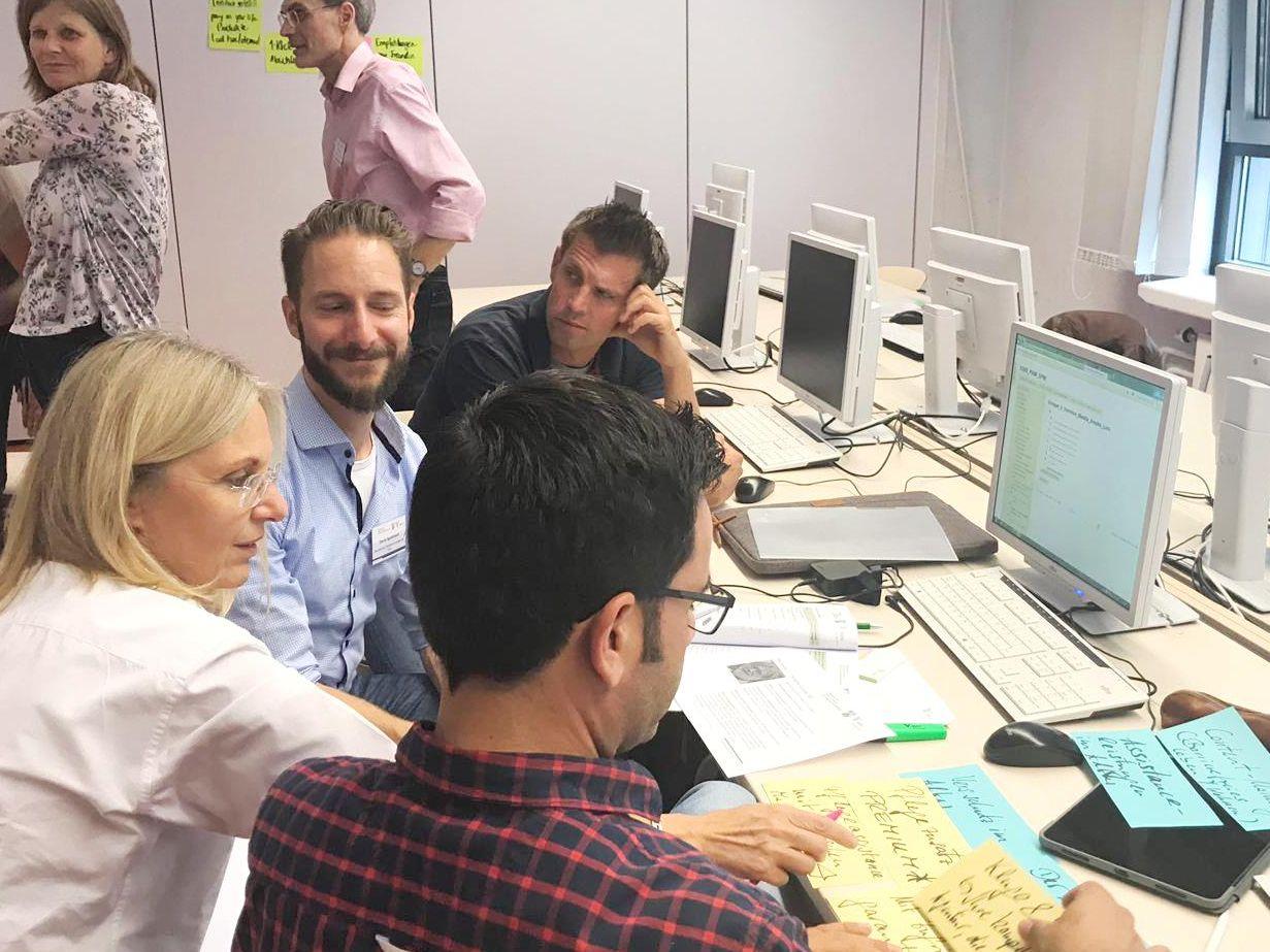 Start der Zusatzqualifikation Digitale Kompetenzen