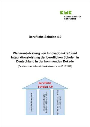 """KMK-Beschlüsse zu den Themen """"Berufliche Schulen 4.0"""" und """"Berufsorientierung"""""""