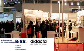 """14. bis 18. Februar 2017 in Stuttgart - Das BIBB auf der Bildungsmesse """"didacta 2017"""""""